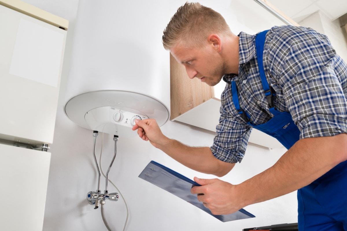 voorbeeld onderhoud boiler