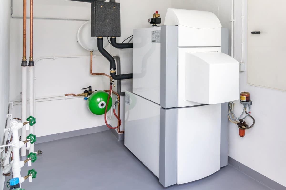 waterverwarmer warmtepompboiler